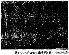 戈尔GORE膨体聚四氟乙烯材料介绍
